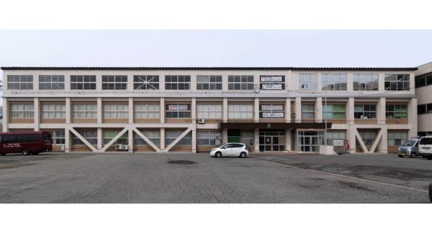 五所川原第一高等学校耐震補強工事