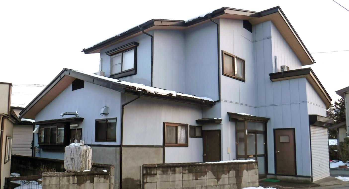 Before:N様邸外壁リフォーム工事(三沢市)